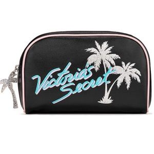 Victoria's Secret Graphic Tease Cosmetic Bag